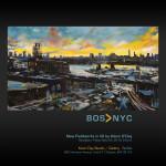 BOS>NYC Poster Kevid Day
