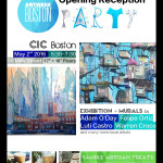 CIC Arts Week Opening Reception Flyer v4