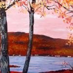 Lake George Dusk 10.19.13 web