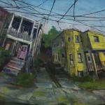 "oil on canvas, 30x40"", 2016"