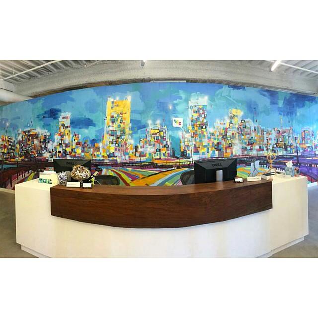 Brightcove Mural 1