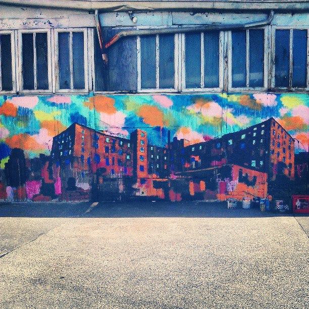 DIstillery Mural 8
