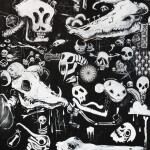skulls bw web